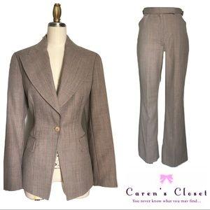 Paul Smith Italian Pinstripe Pant Suit